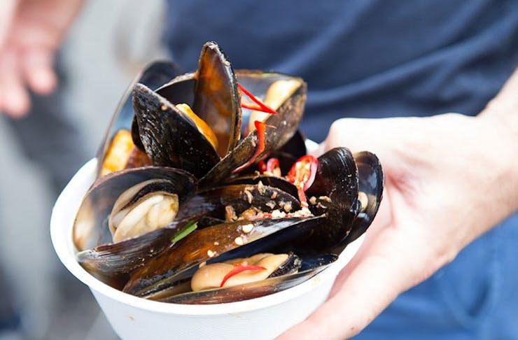 south-melbourne-market-mussel-festival