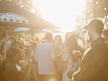 South Melbourne Market's Night Market Kicks Off Again Tomorrow