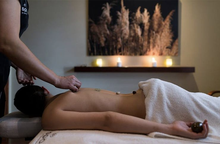 Spa at the Pullman, best massages Auckland