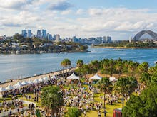 Pop The Bubbly Because Sydney's Fizzy (And Free) Sparkling Wine Festival Is Coming Back