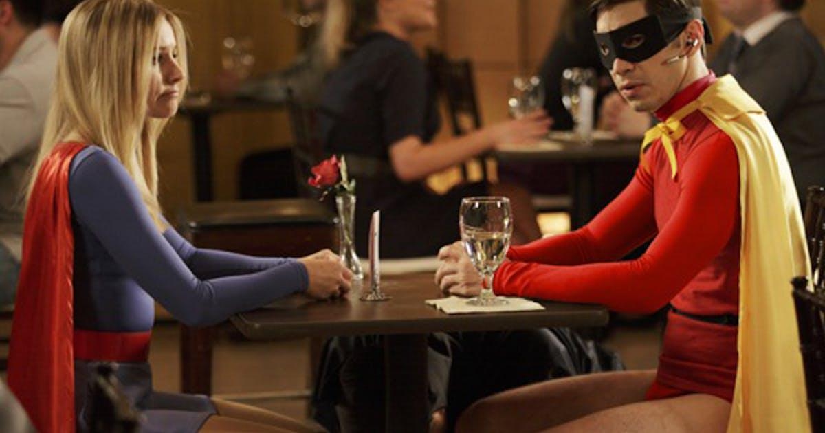 superhero speed dating