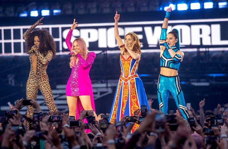 Spice Girls Brisbane