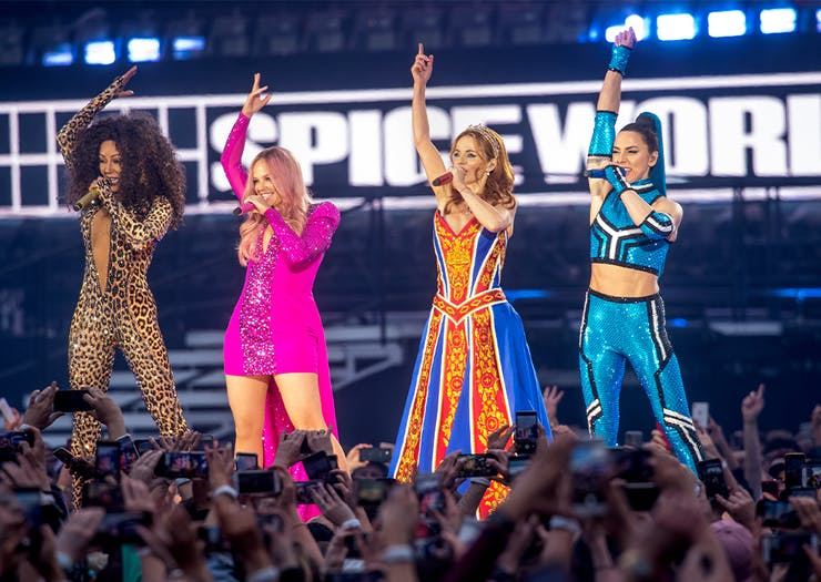 Stop Right Now, A Spice Girl Is Headlining This Year's Big Gay Day