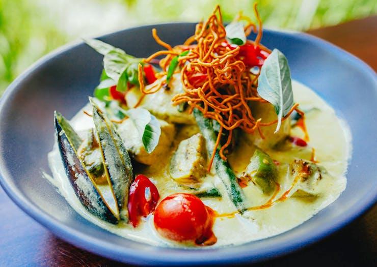 Spicers Tamarind Restaurant Maleny