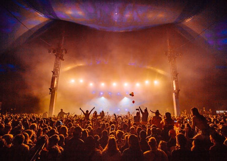 A Splendour In The Grass Pop-Up Festival Is Hitting Sydney Next Month