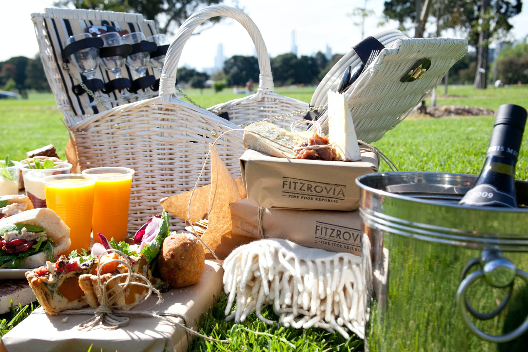 Best Spring Racing Catering and Hampers
