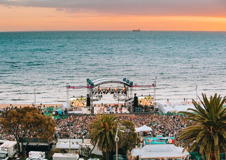 Melbourne's Biggest Free Music Festival Is Back Next February