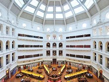 Grab Your Books, The Revamped State Library Just Announced Its Official Opening Date
