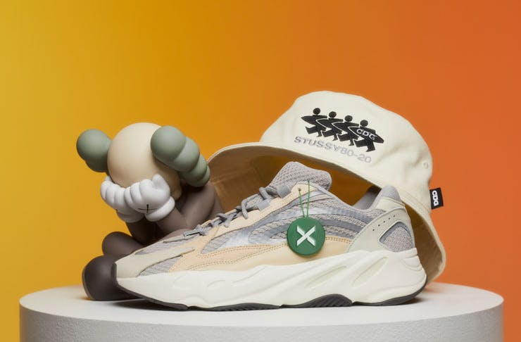 Items from StockX