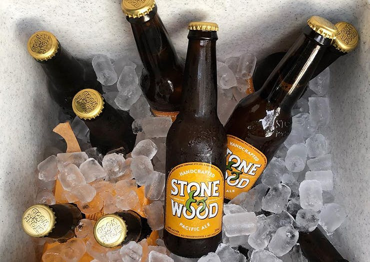 Bend A Bloody Elbow! Stone & Wood Are Opening Up A Brisbane Brew House