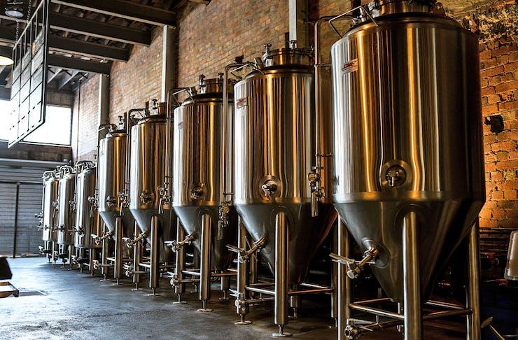 Stone and Wood Brewery Brisbane