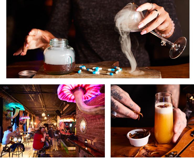 storyville melbourne bar cocktails