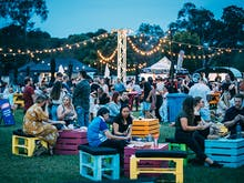 Rein In The Last Weeks Of Summer With The Return Of Melbourne Street Eatz