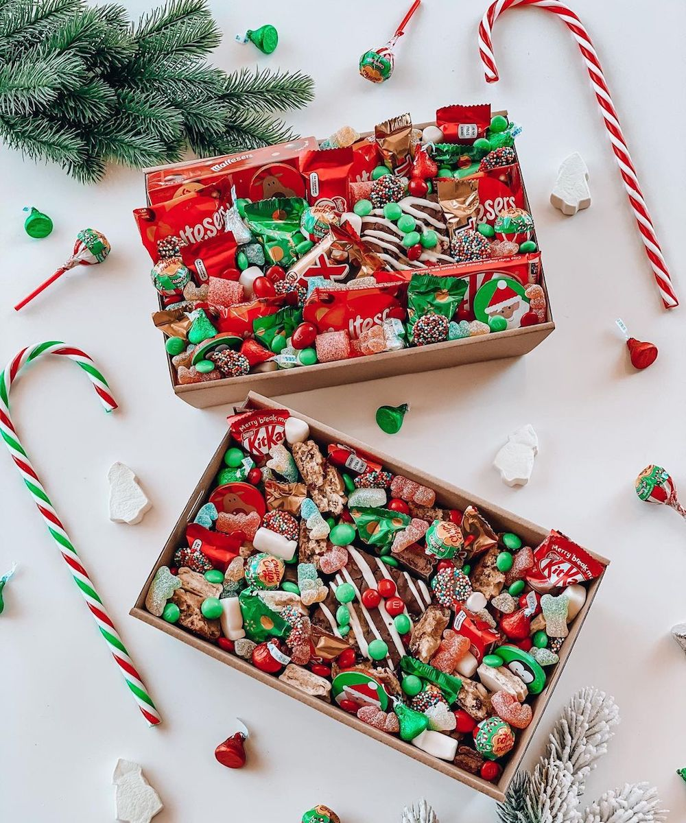 Two Sugar Coat It gift boxes