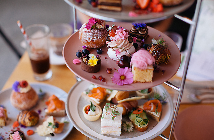 High Tea At Sugar