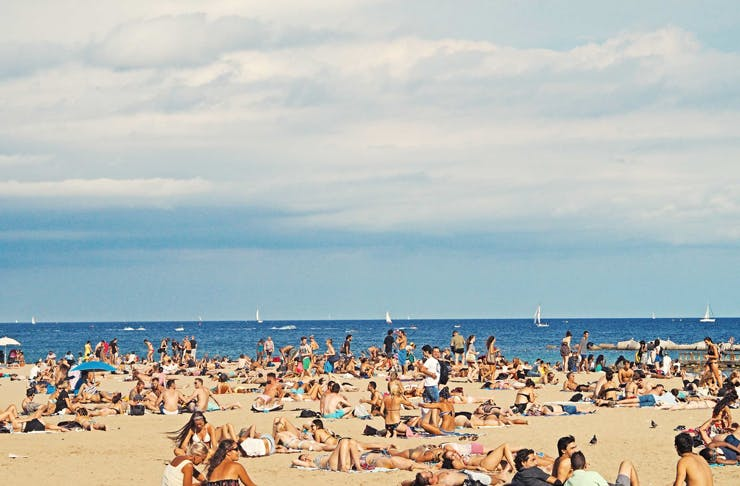 A Pop Up Beach Club Is Coming To Manly!