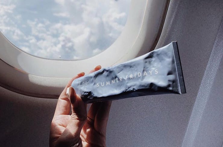 This Infamous Jet Lag Mask Is Finally Available In Australia And Here's Where To Get It
