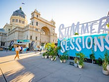 Scope Out The Massive Program For Melbourne Museum's Summer Sessions