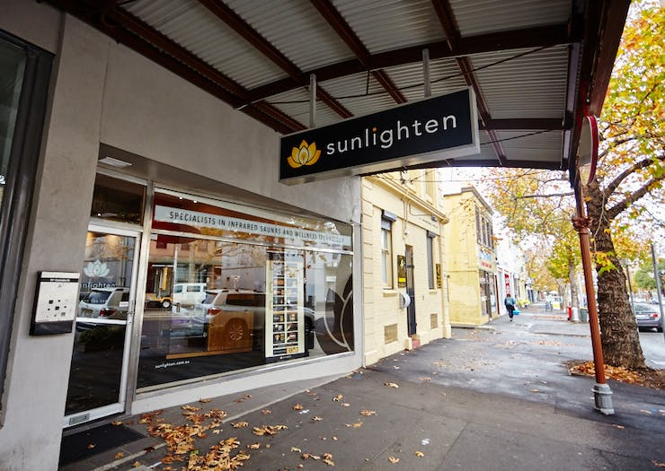 sunlighten saunas