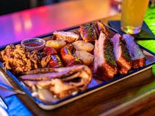 Mark Your Diaries, Surly's Is Doing Bottomless BBQ And Beer Weekends