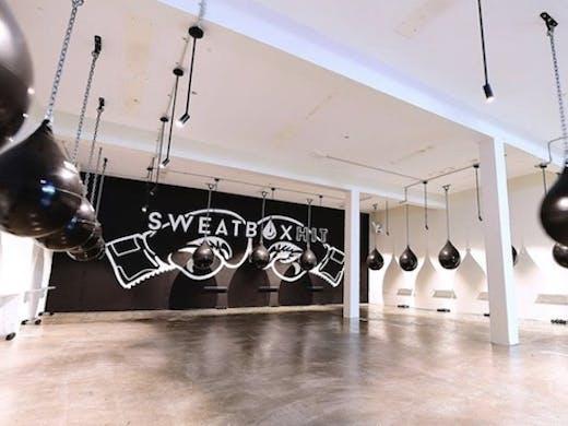 Inside Sweatbox Hit