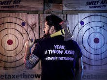 Axe-Throwing Is Coming To Auckland, Here's Why It's Your New Obsession