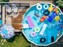 Grab Your Inflatable Flamingo, The Airbnb For Pools Just Launched In Australia