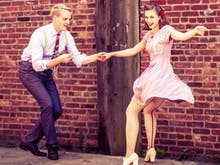 Health Dummy | We Try Swing Dancing