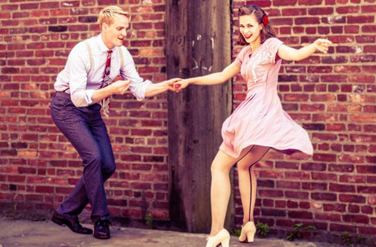 Try Swing Dancing, Swing Dancing Auckland, swing dance central auckland