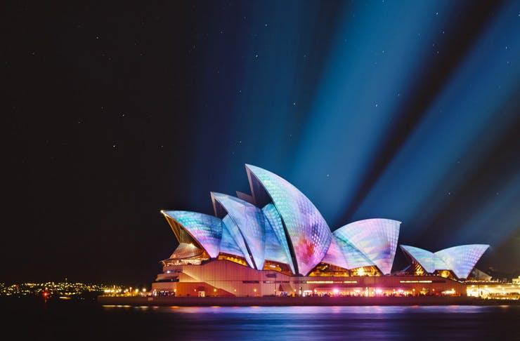 sydney opera house digital season