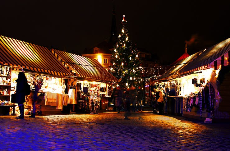 Best Christmas Markets sydney