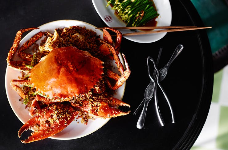 Where To Get Your Claws On Sydney's Best Crab