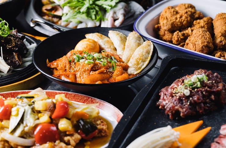 sydneys best korean food