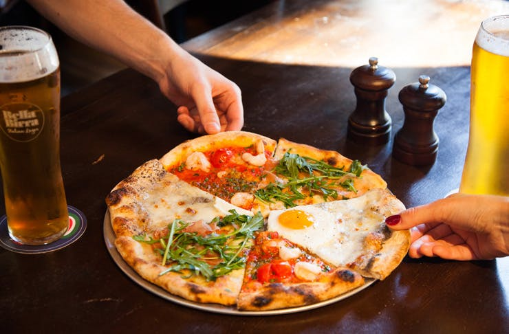 What Your Pizza Order Says About You