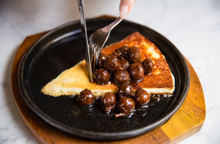 sydneys-best-saganaki