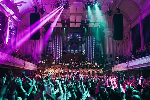 Synthony, The Banging Orchestral Dance Concert Is Coming To Auckland For One Night Only