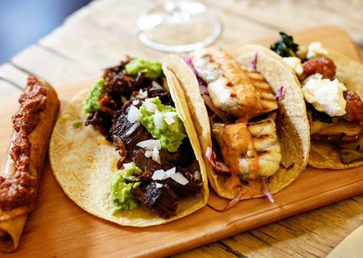 Here's Where To Get $1 Tacos In Brisbane