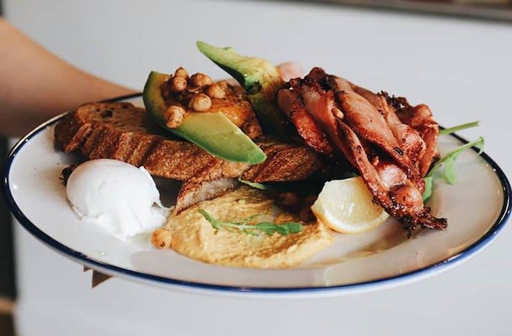 Takeaway Breakfast Brisbane