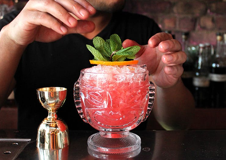 The Best New Bars Of 2017