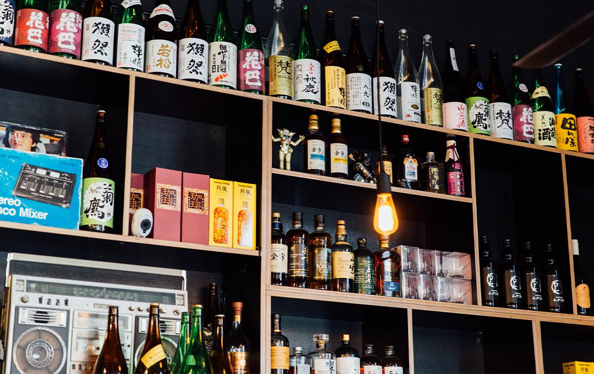 Best new bars 2019 Tamura Sake Bar