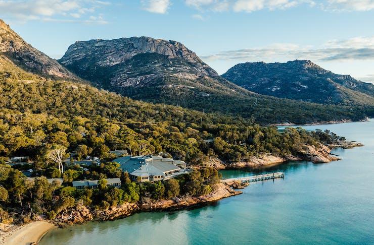 Freycinet Lodge in Tasmania