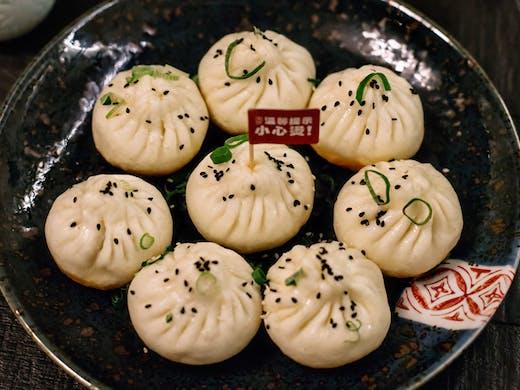 dumplings in Sydney taste of Shanghai