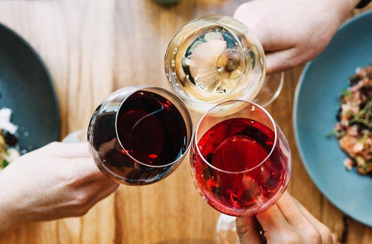 taste of manly wine festival