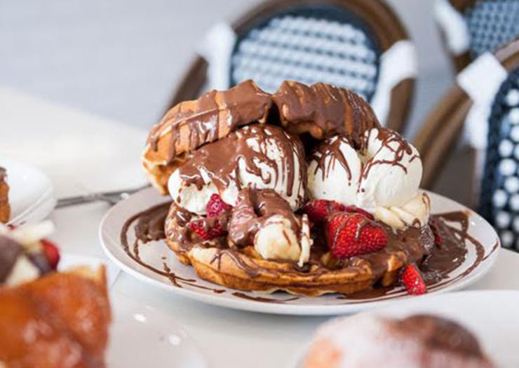 Life = Made! A Nutella-Themed Dessert Bar Has Opened