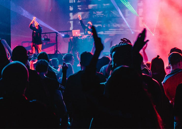 There's An After-Dark Vegan Dance Party On Next Week