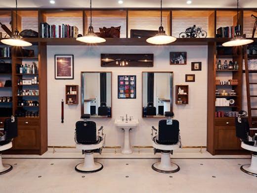 mens barber sydney
