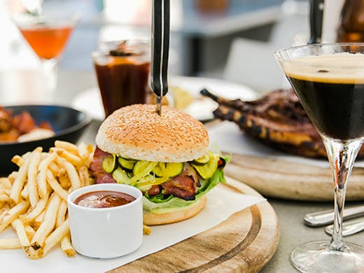 The Birdcage Tavern, Freemans Bay Auckland