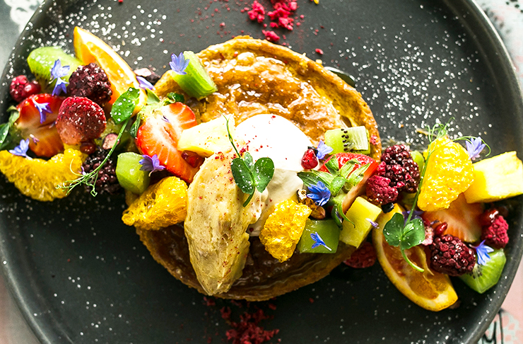 asb brunch on us, asb bank nz, brunch discount asb, best pancakes auckland, best cafes auckland