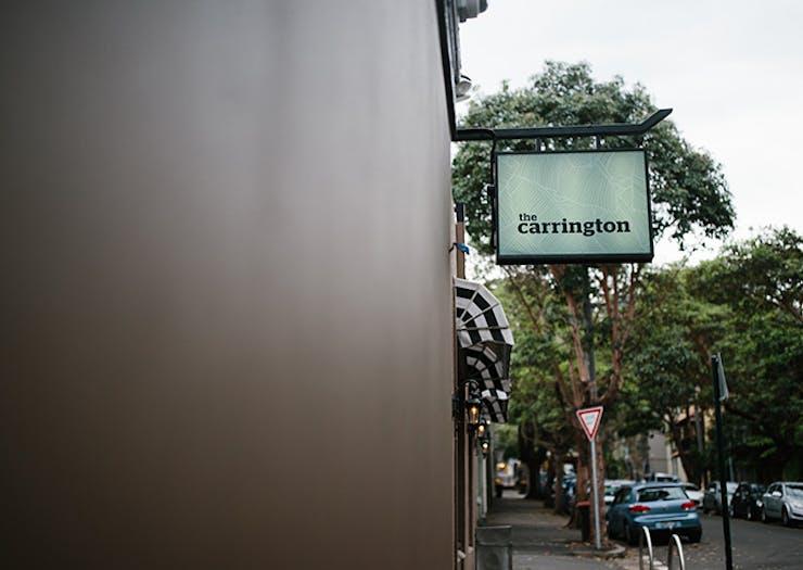 the carrington surry hills pub