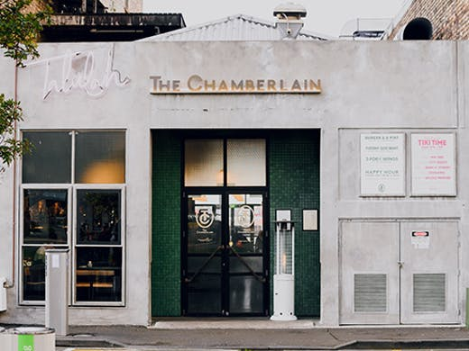 The Chamberlain, Britomart Auckland